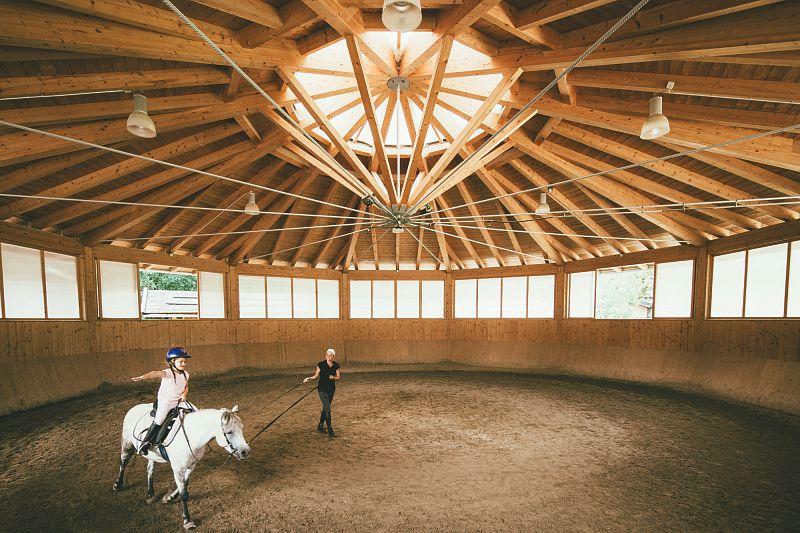HORSEBACK RIDING COURSES