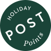 Post Holiday Points